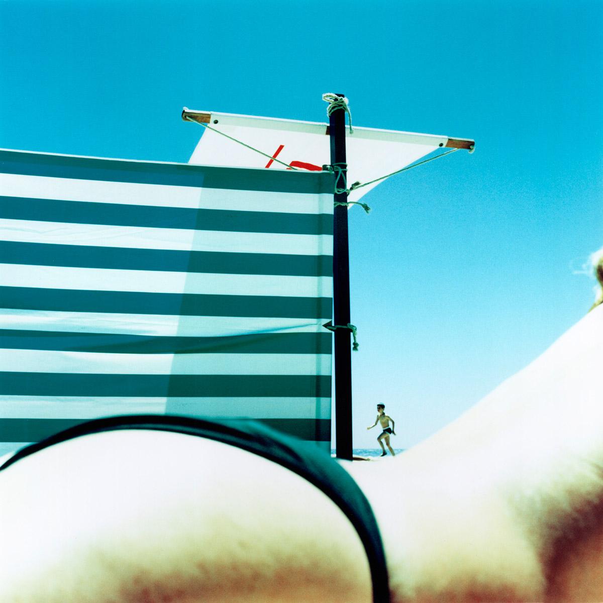 Schnappschuss: Der Pool als Metapher