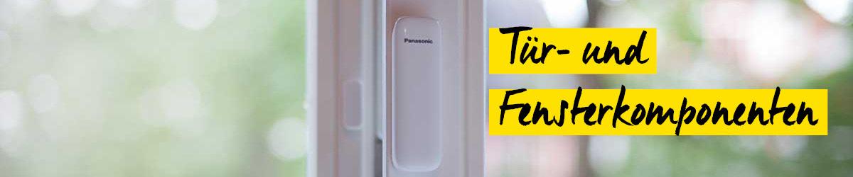 Smart Home - Tür und Fenster Komponenten