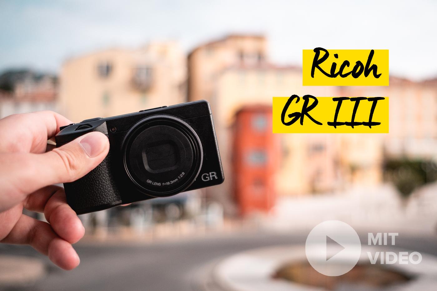Streetfotografie mit der Ricoh GRIII