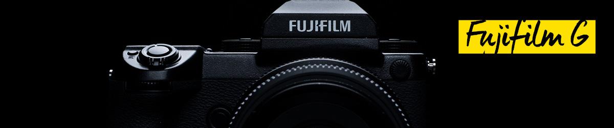 Fujifilm G Digitale Mittelformat Systemkamera