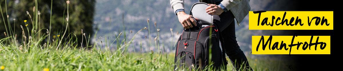 Taschen von Manfrotto