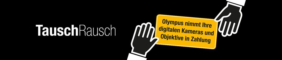 Olympus Taschrausch Aktion