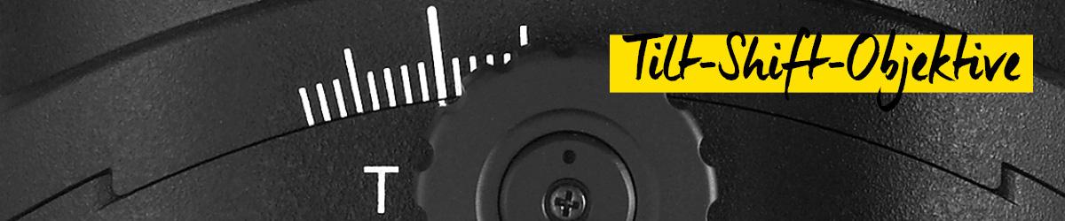 Tilt-Shift-Objektiv
