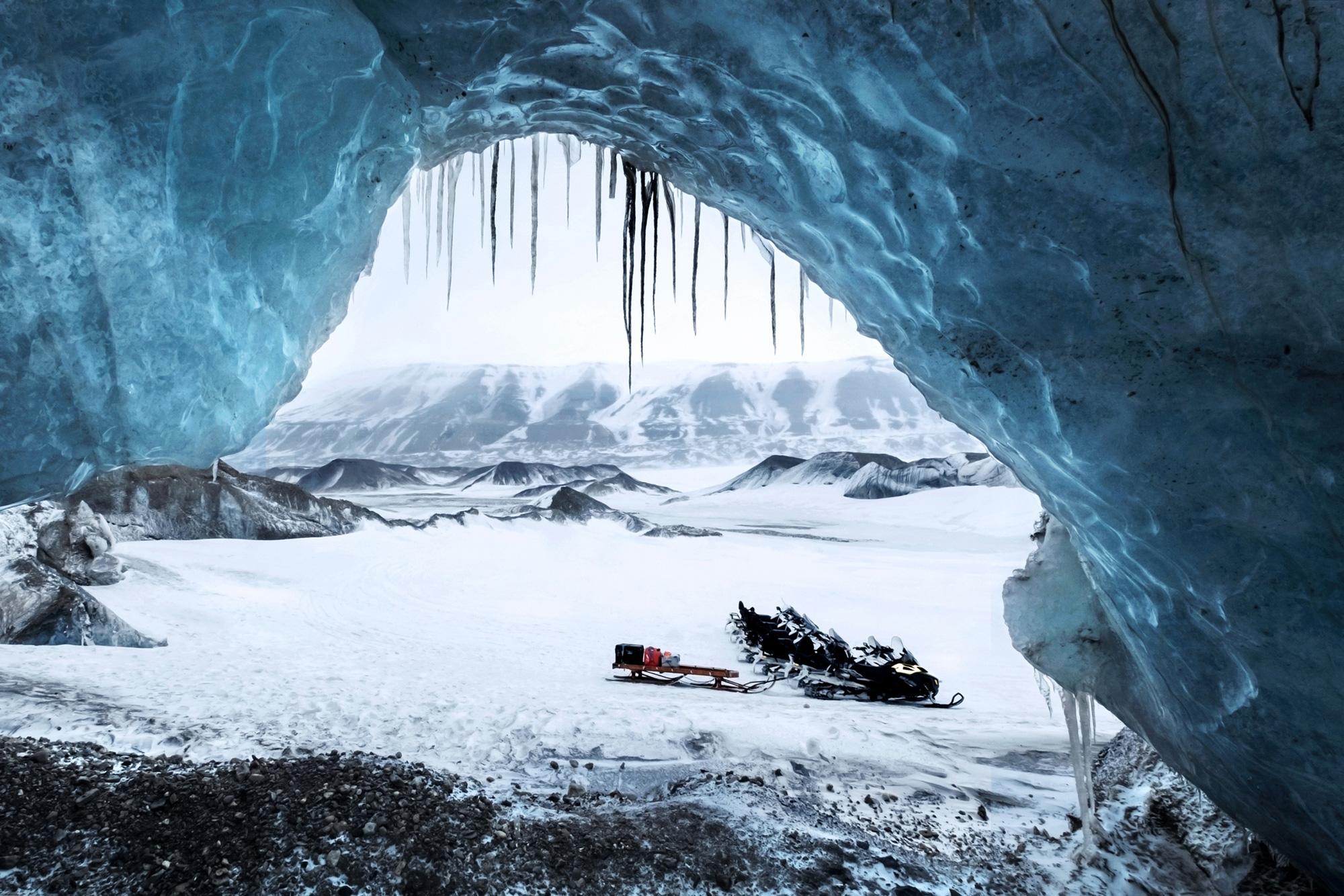 Abenteuer Arktis: Wildlife - und Landschaftsfotografie von Lana Tannir