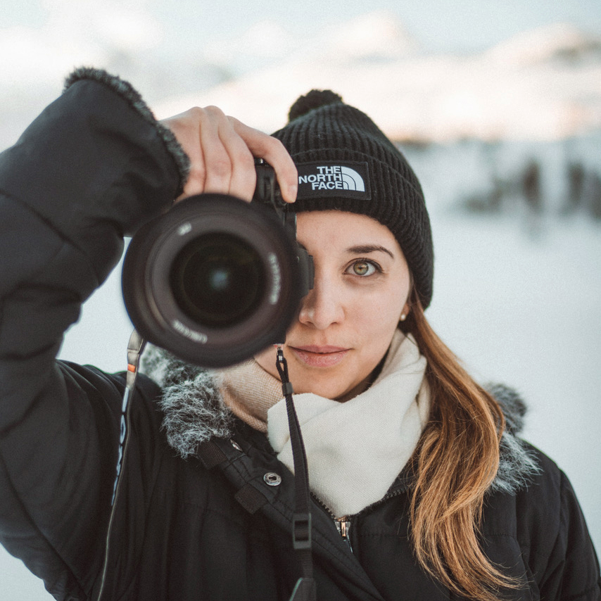 Portrait Lana Tannir