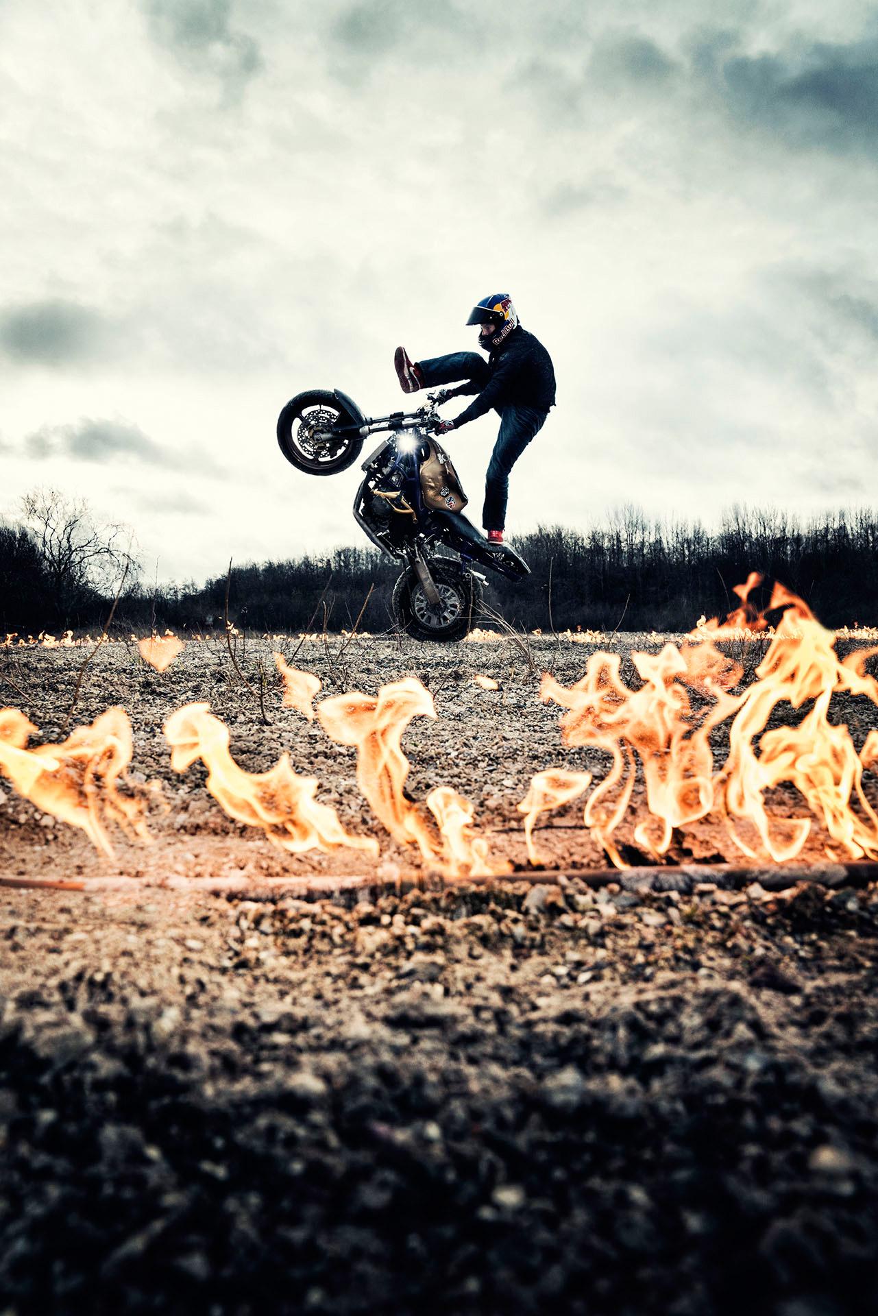 Explosion Actionfotografie Alpha 7 R III