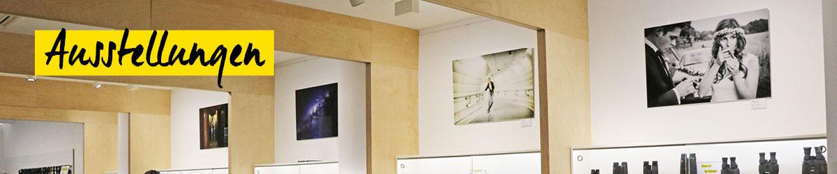 Ausstellungen bei Foto Koch in Düsseldorf