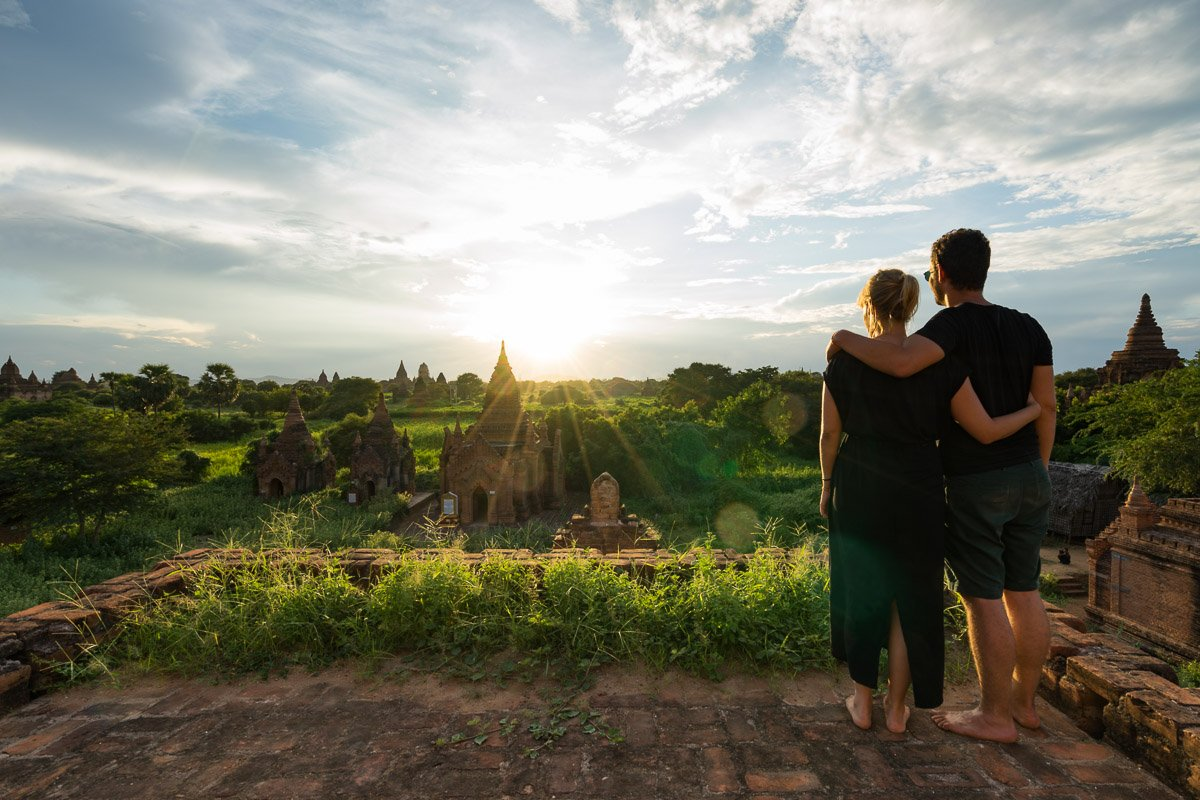 22places in Bagan
