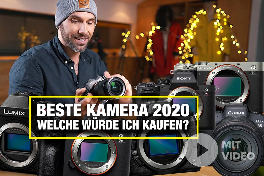 Benjamin Jaworskyjs beste Kameras 2020