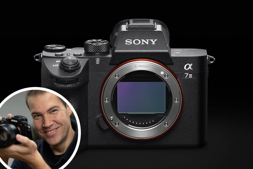 Bestseller Sony Alpha 7 III - das Highlight im Detail | Christian Laxander (Sony)
