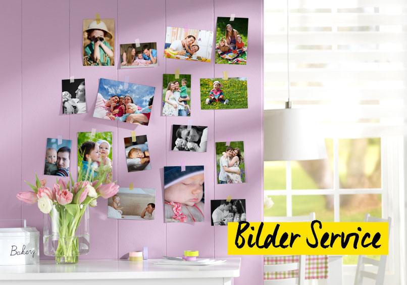 Bilder Service