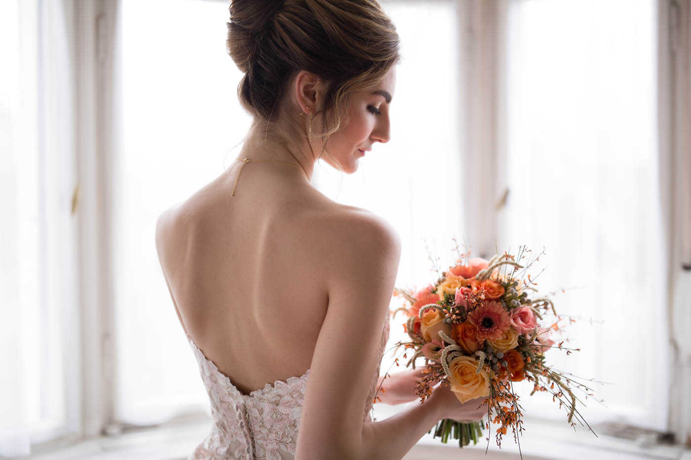 Bridal Shooting Braut