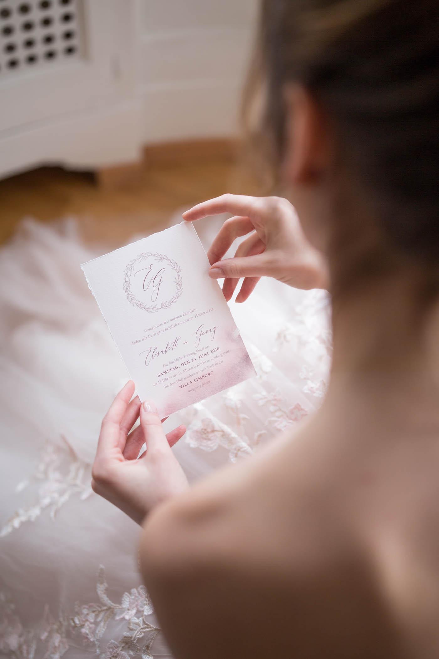 Bridal Shooting Details