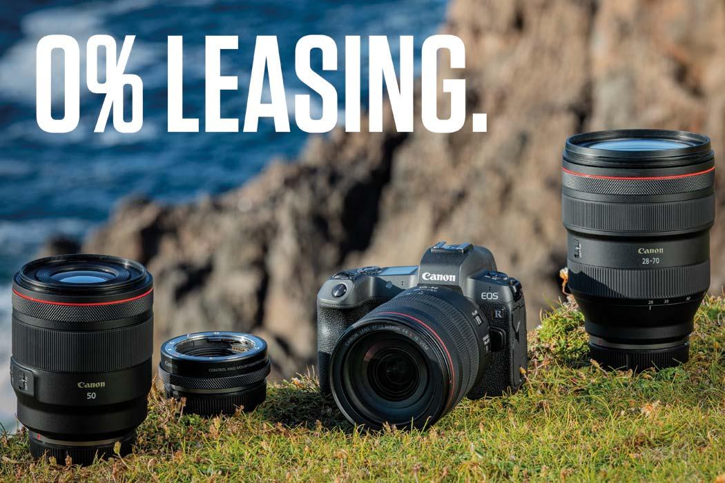 Canon 0% Leasing