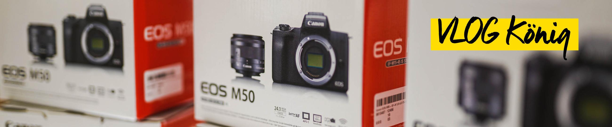 Canon Systemkamera lieferbar