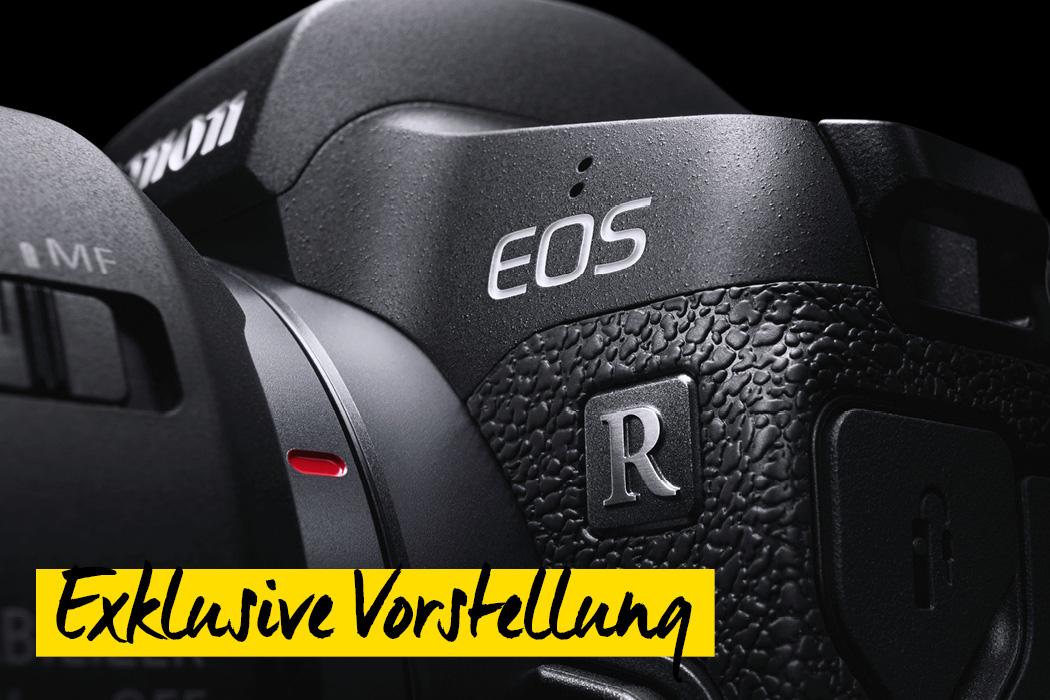Canon EOS R VIP-Abend