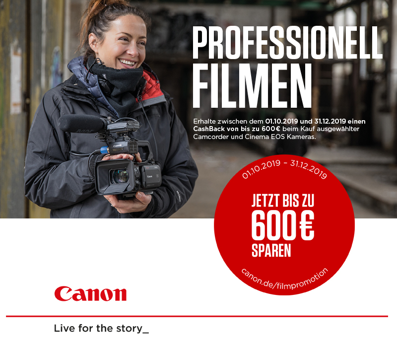 Canon Filmpromotion