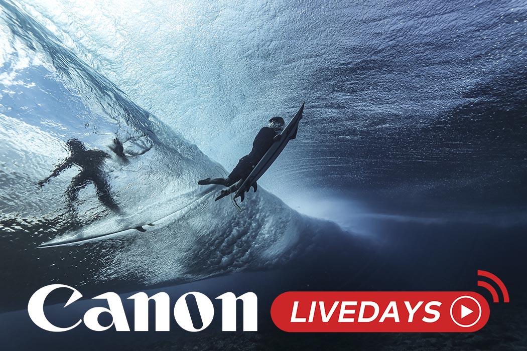 Canon Livedays Teaser