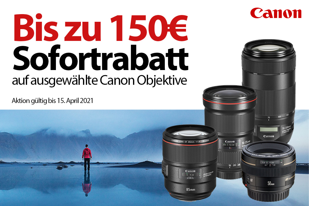 Canon Sofortrabatt Aktion
