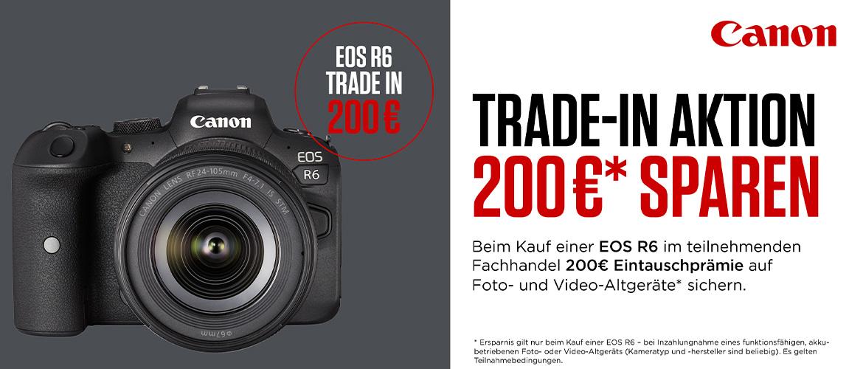 Canon EOS R6 Trade-in
