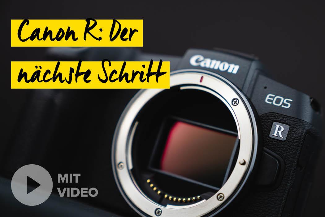 Canon EOS RP Neuheit