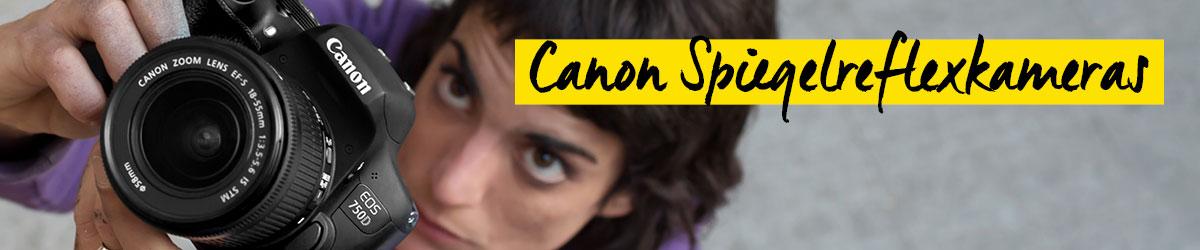 Canon SLR Spiegelreflexkameras