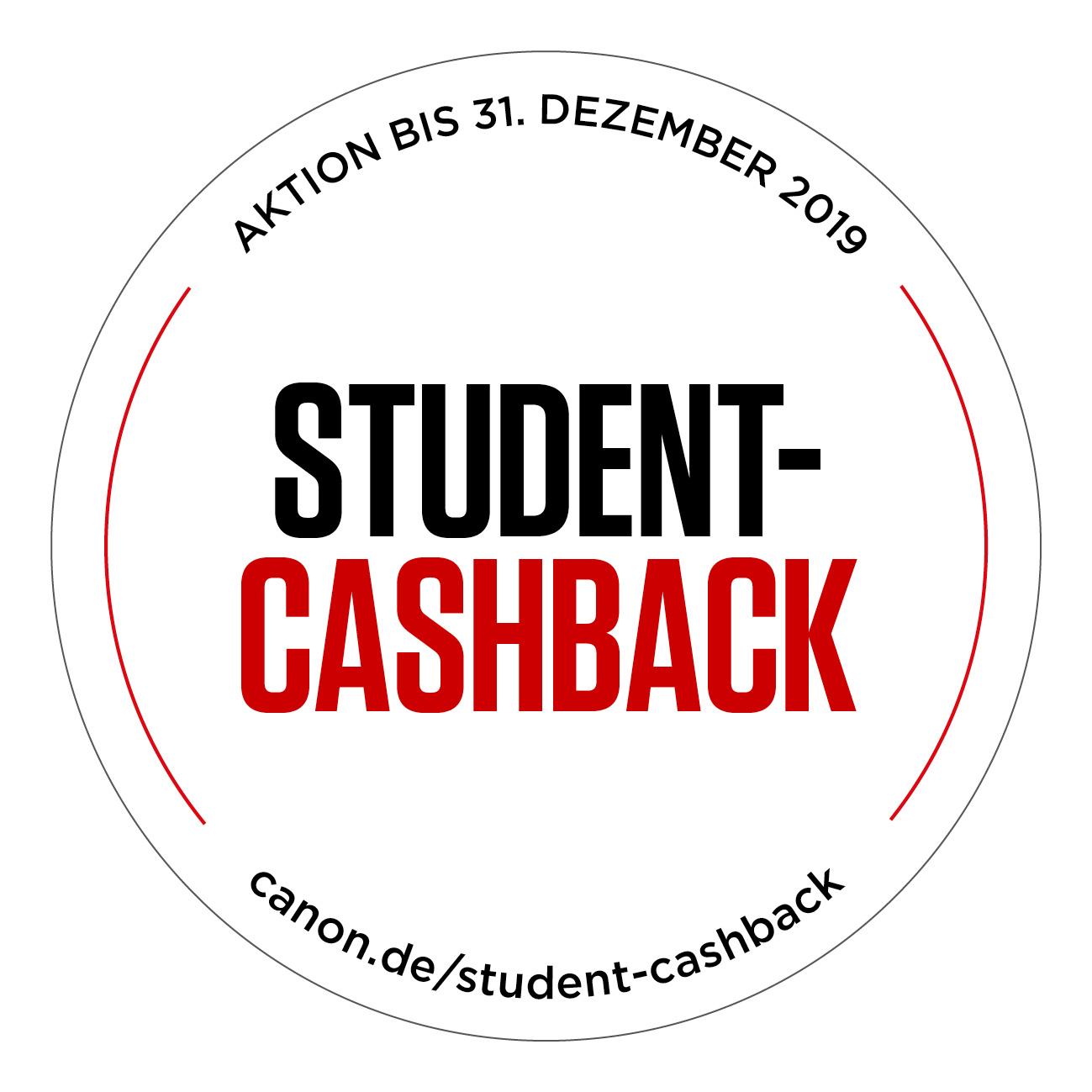 Canon Studenten Aktion