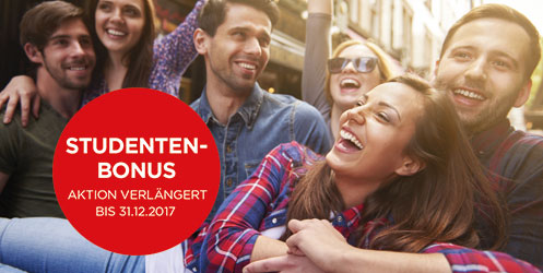 Canon Studenten Aktion