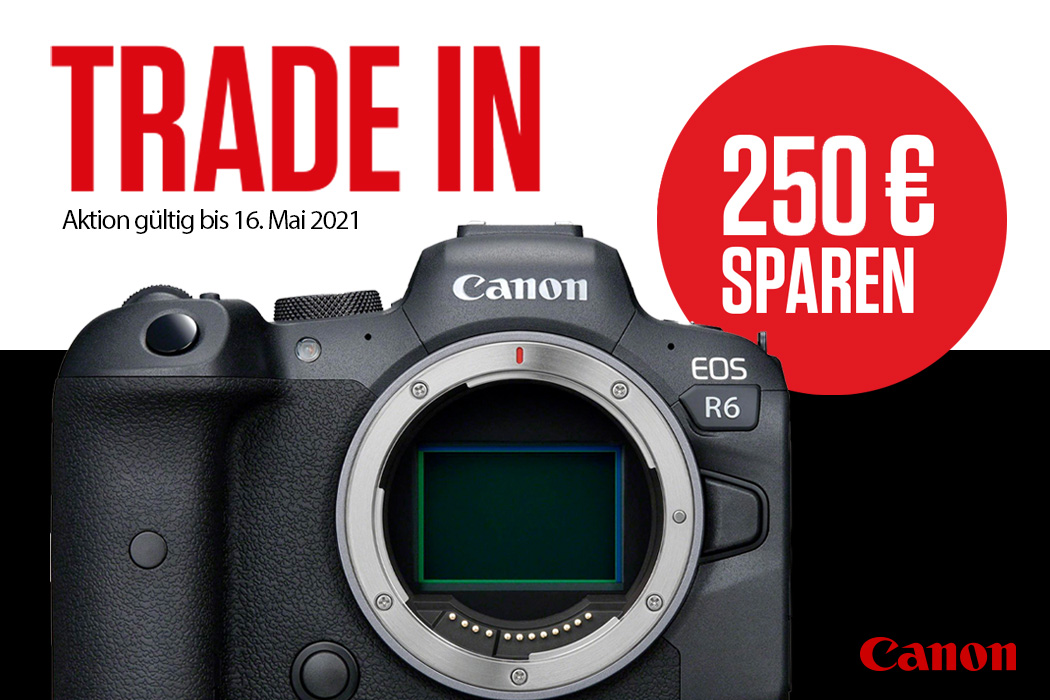 Canon EOS R6 Trade-in