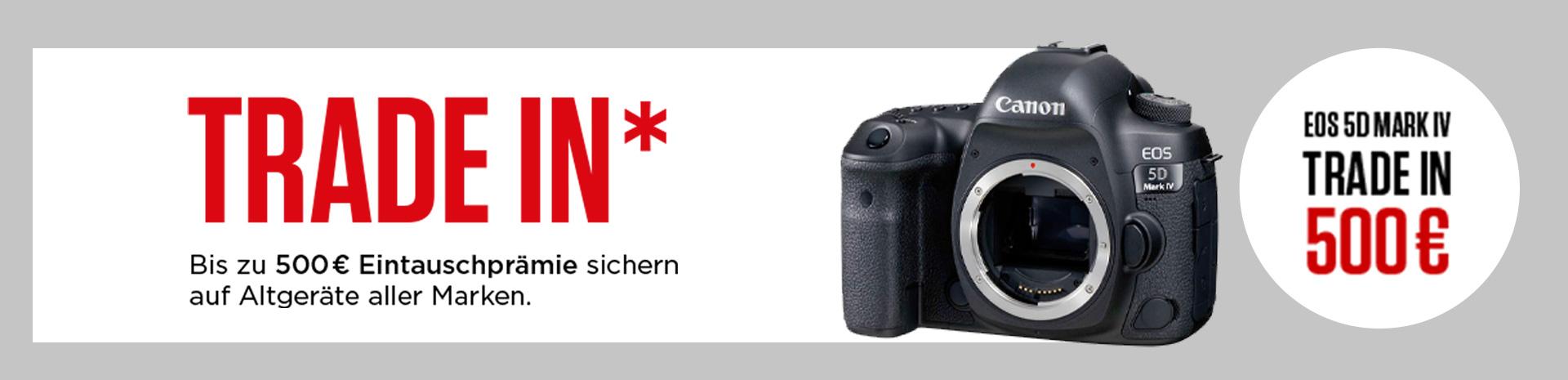 Canon Trade-in Aktionen