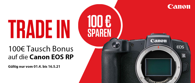 Canon EOS RP Trade-in