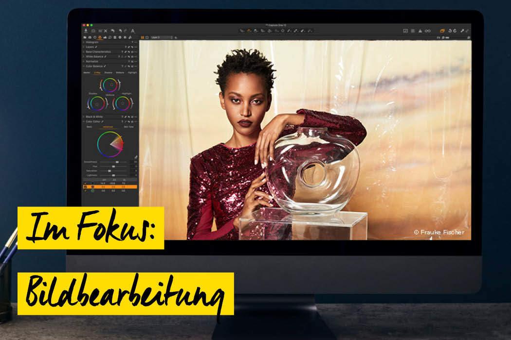 Bildbearbeitungssoftware Capture One 12