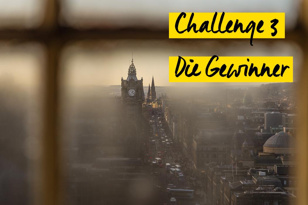 Challenge Vor deiner Tür