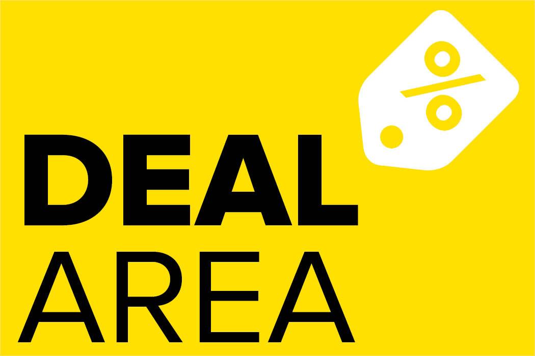 Deal Area täglich neue Schnäppchen