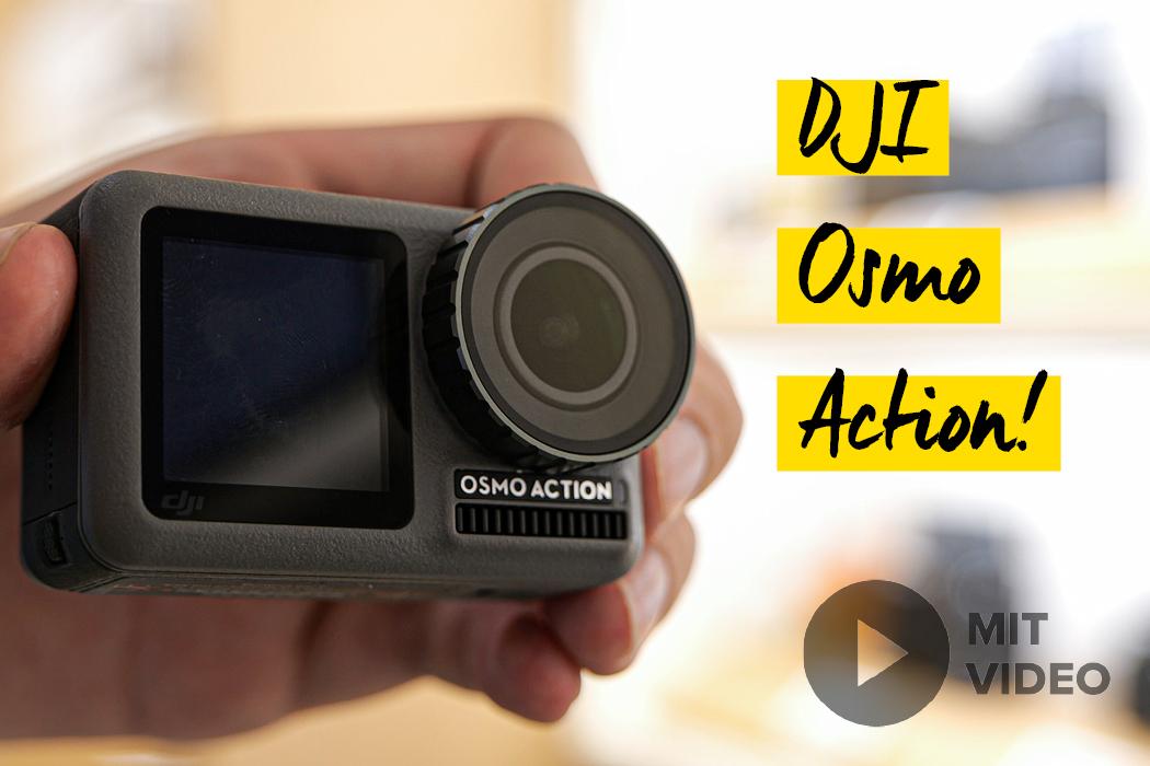 DJI Osmo Action in Panama