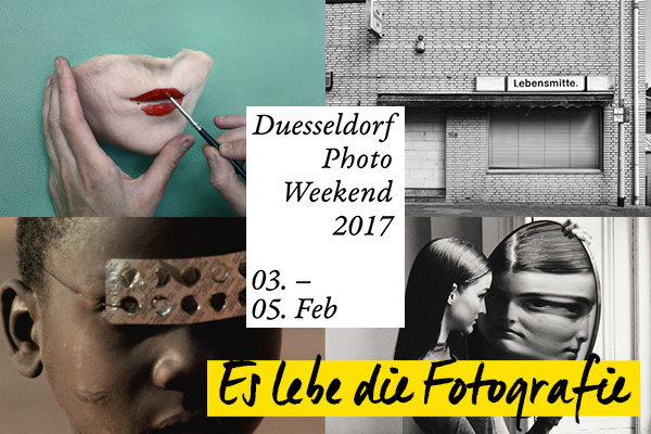 Duesseldorf Photo Weekend 2017