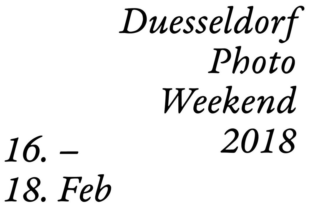 Duesseldorf Photo Weekend