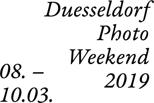 Duesseldorf Photo Weekend 2019