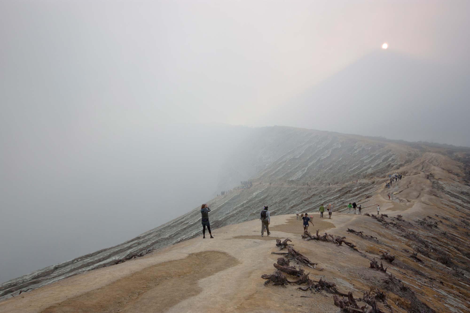 Reise Mount Ijen