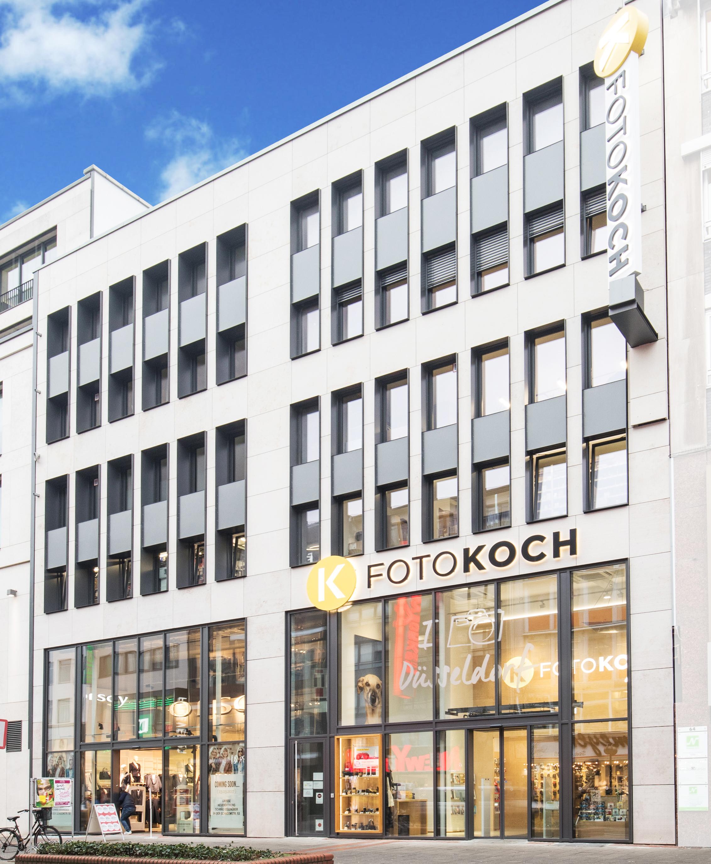 Foto Koch Fassade 2016 - Schadowstraße