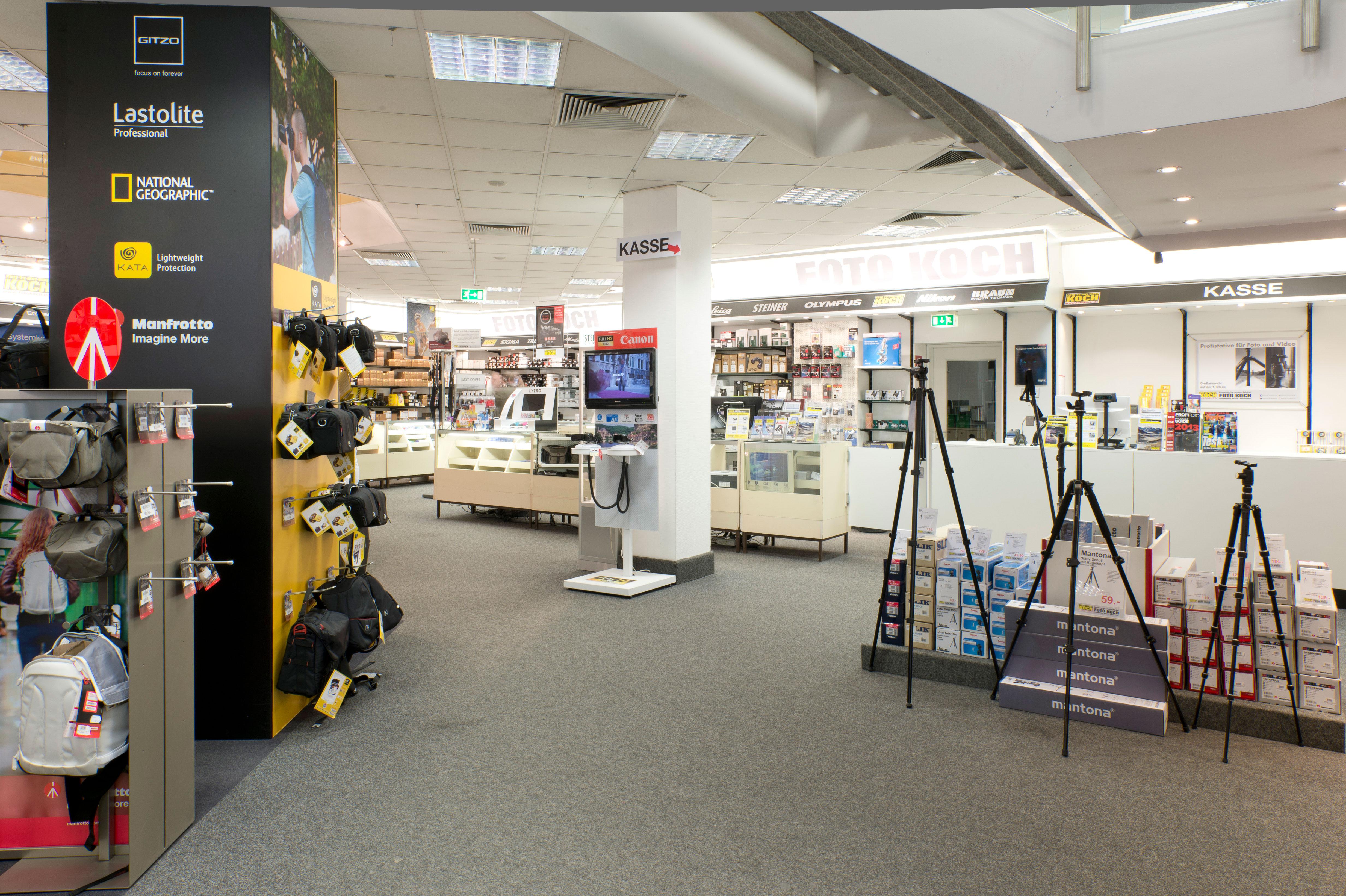 Ladengeschäft Foto Koch 2013