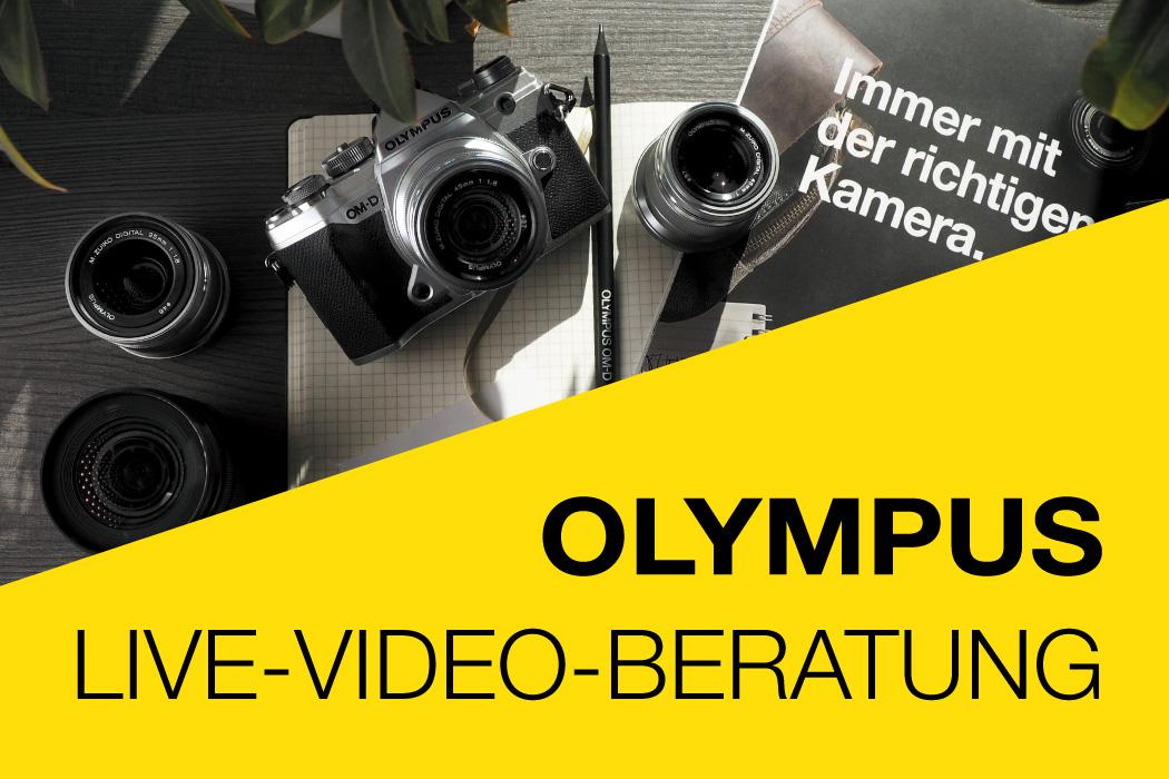 Olympus Live-Beratung