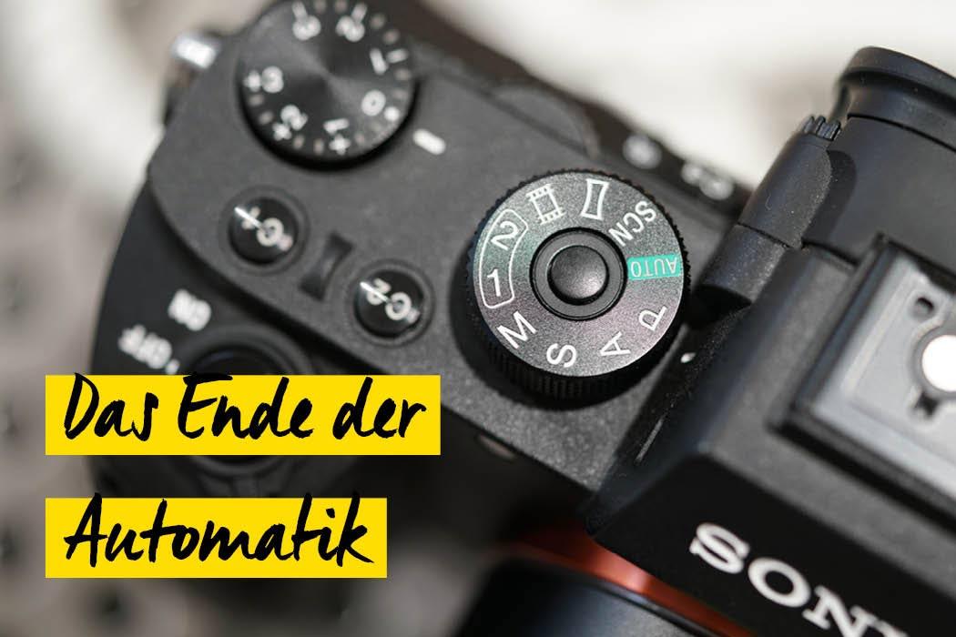Kamera Basics - Fotografieren lernen!