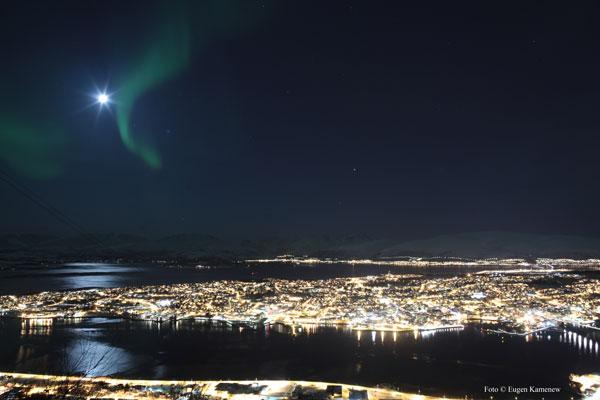 Fotoreisen Polarlichter Nordschweden