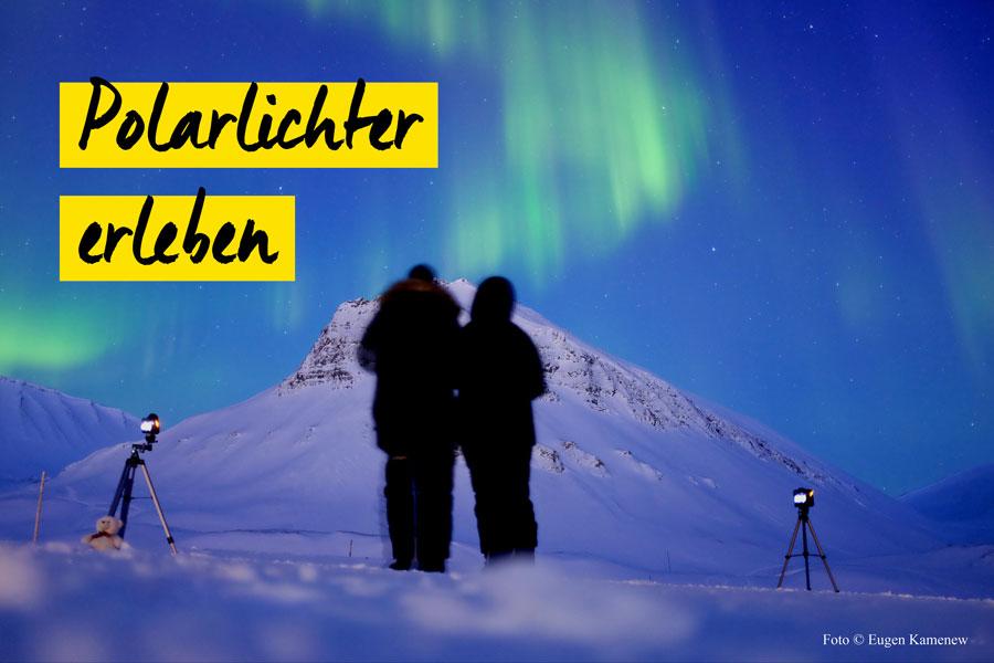 Fotoreise Nord-Schweden Polarlichter
