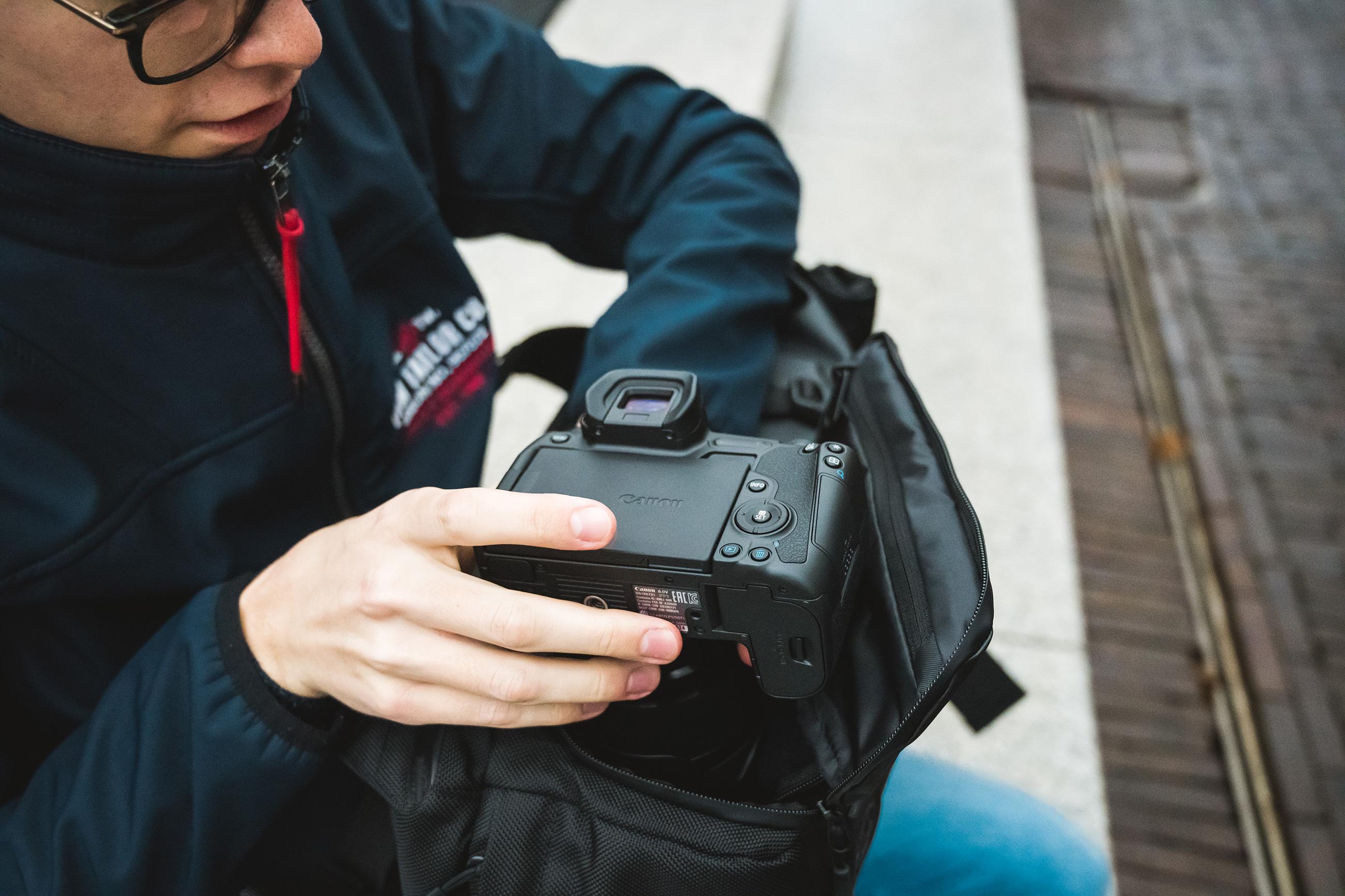 Fotorucksack WANDRD PRVKE 2018