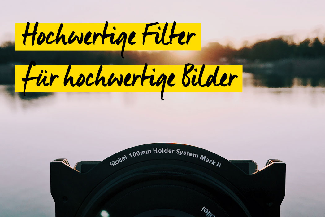 Fotowalk Rollei Reckteckfilter