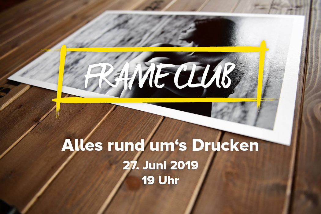 Frame Club Drucken