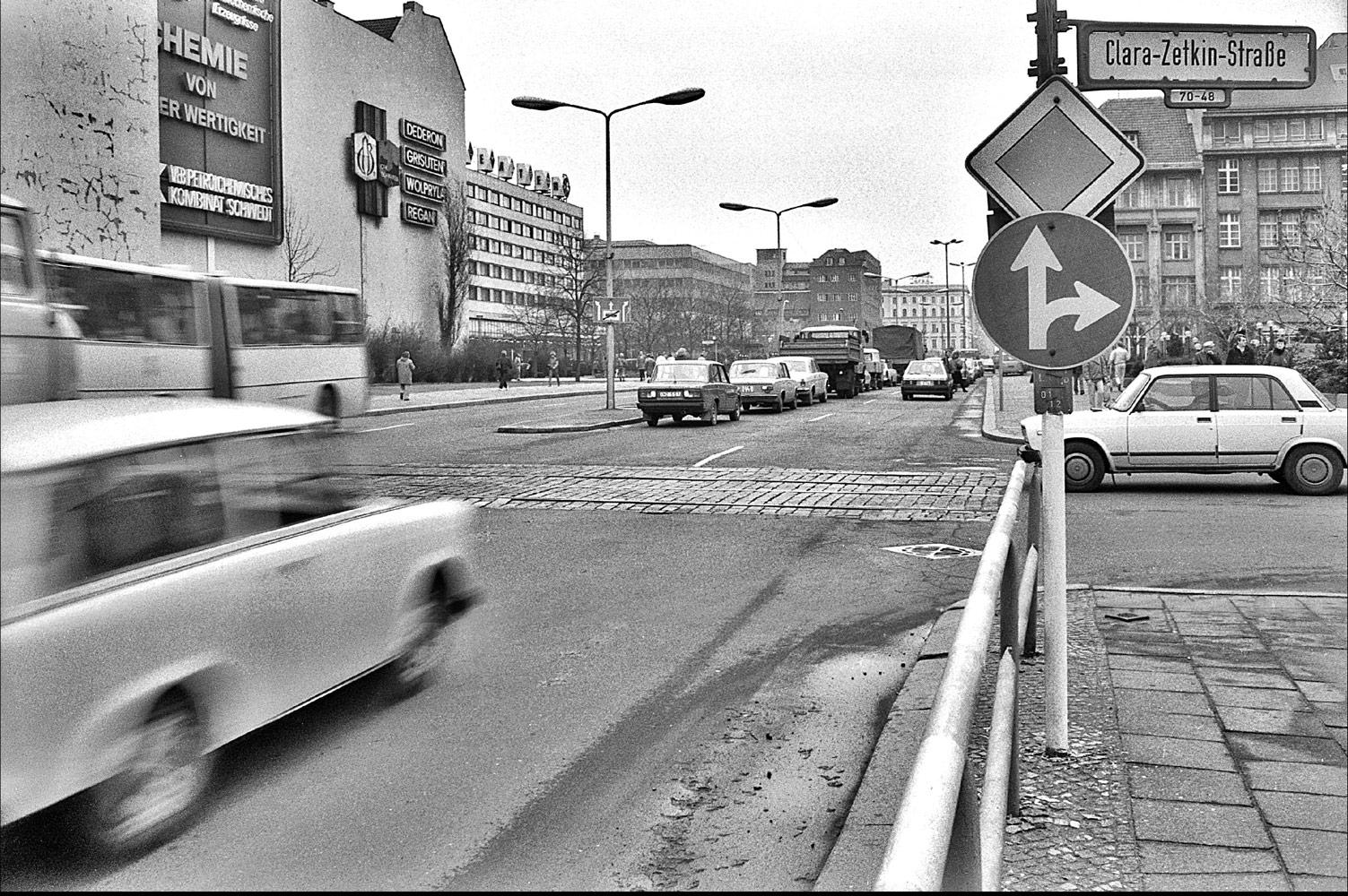 Einkaufsstraße