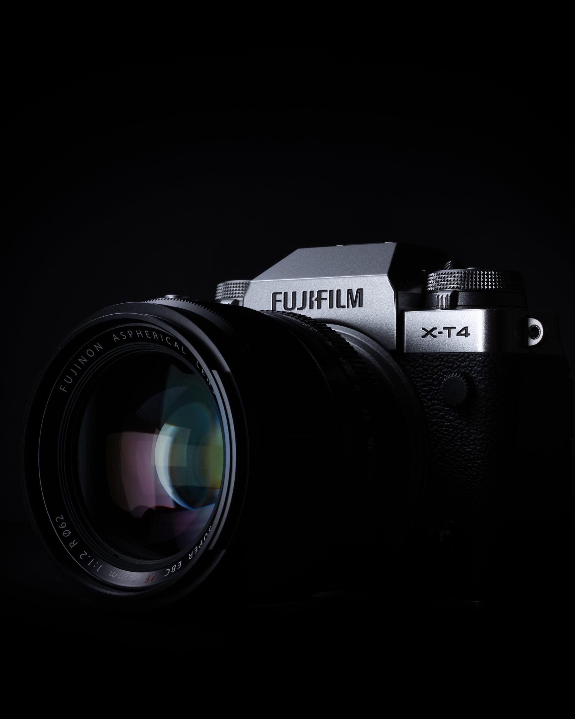 Silberne Kamera